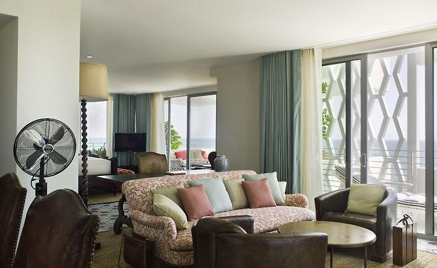 Soho Beach House Miami Beach | 4 Star Luxury Accommodation And Ocean View